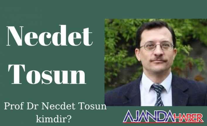 Prof Dr Necdet Tosun kimdir?