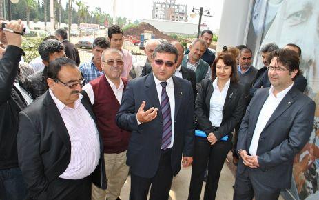 AK Parti İl Başkan Adayı, Parti Binasına Alınmadı