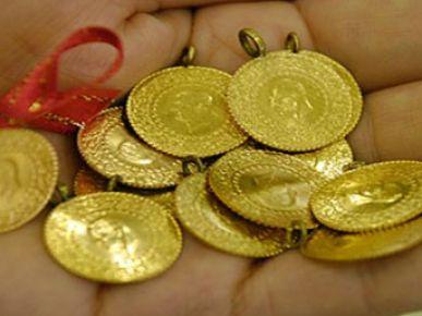 Altın düşüşünü sürdürüyor