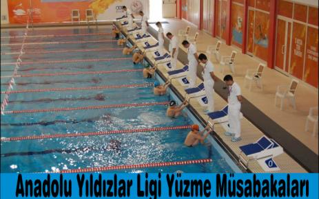 Anadolu Yıldızlar Ligi Yüzme Müsabakaları