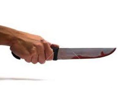 Annesini bıçaklayarak öldürdü