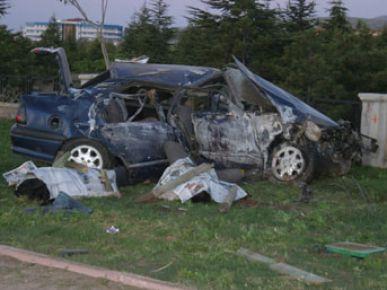 Aydın'da kaza; 2 ölü, 4 yaralı