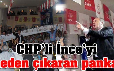 CHP'nin MERSİN kongresinde gerginlik