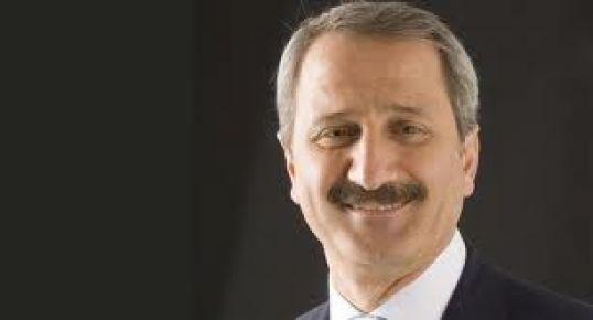 Ekonomi Bakanı Zafer Çağlayan, Mersin'de