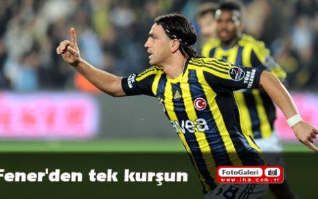 Fenerbahçe 1-0 Trabzonspor