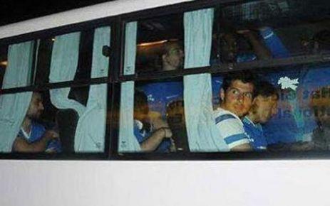 Fenerbahçe'ye silah çektiler!