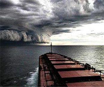 Fırtınaya dikkat!