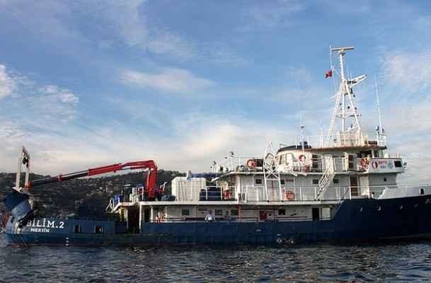 Mersin Körfezi'nde Deniz Kirliliği İzleme Projesi