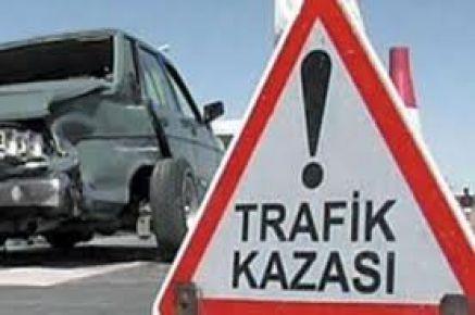 Mersin'de feci iş kazası