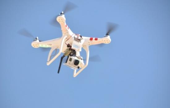 Mersin'de Orman yangınlarında insansız uzaktan kumandalı helikopter kullanılacak
