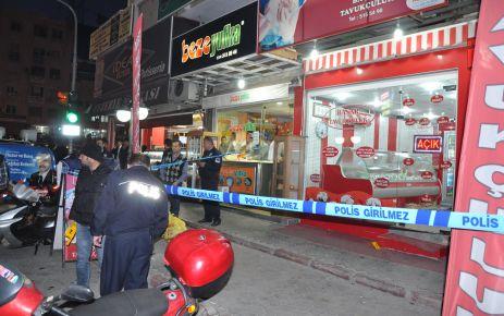 Mersin'de silahlı saldırı