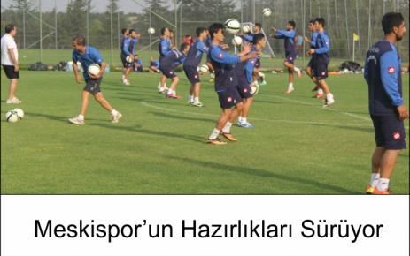 Meskispor'un Hazırlıkları Sürüyor