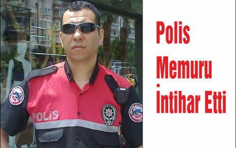 Polis Memuru İntihar Etti