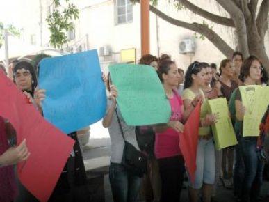 Sezaryen Ve Kürtaj Yanlılarından Protesto