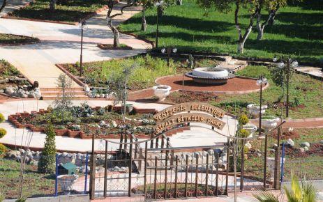 Şifalı bitkiler Parkı Açıldı