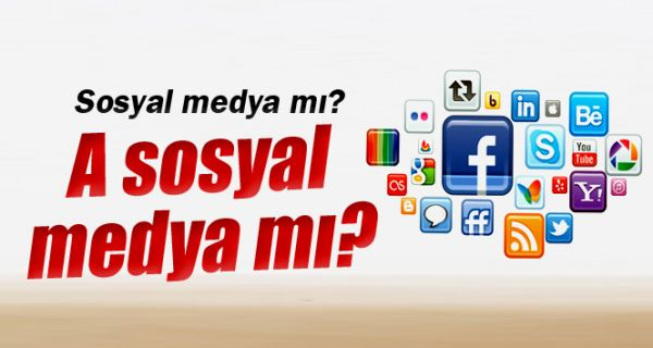 Sosyal medya mı? (A)sosyal medya mı?