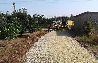 Tarım Yolları Açılıyor