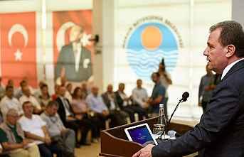 Başkan Seçer, 6 Aylık Çalışmalarını Anlattı