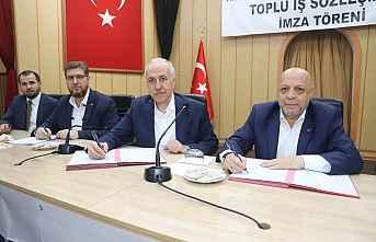 Akdeniz'de Toplu İş Sözleşmesi