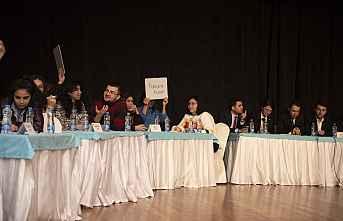 Büyükşehir Kursiyerlerine bilgi yarışması Düzenledi