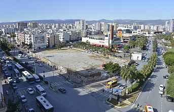 Yenişehir Kent Meydanına Kavuşuyor