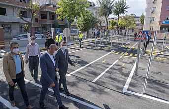 Büyükşehirden Trafik Eğitim Parkuru