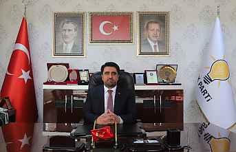 İl Başkanı Ercik, Ramazan Bayramını Kutladı.
