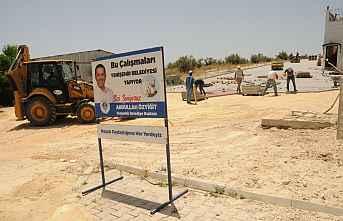 Yenişehir Belediyesi kenti nakış nakış işliyor