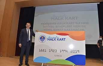Yenişehir Halk Kart hayata geçti
