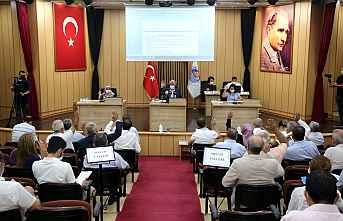 Akdeniz Belediyesi 2021 Bütçesi Kabül edildi