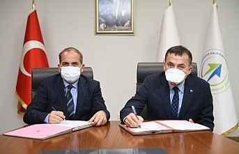 ÇKA'dan Yenişehir'in 2 Projesine destek