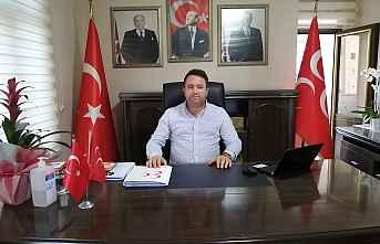 MHP İlçe Başkanı Gürsoy'un 10 Ocak Mesajı