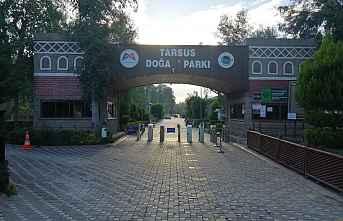 Tarsus Doğa Parkı Öğrencilere ücretsiz