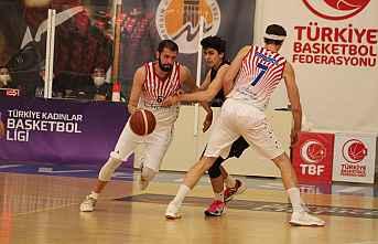 Büyükşehir Erkek Basket Çeyrek Finalde