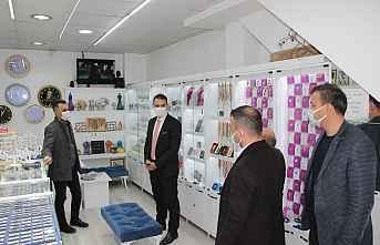 Başkanvekili Altunok, Esnaf ziyaretlerini sürdürüyor