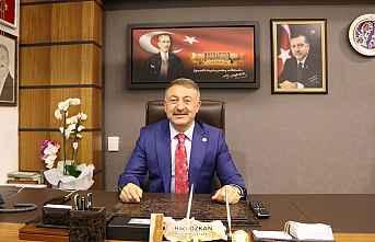 Hacı Özkan'dan Anlamlı Mesaj