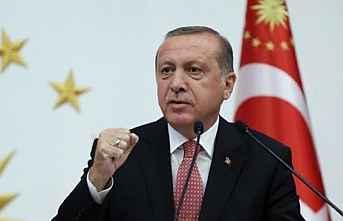 Erdoğan'ı hedef almasına tepki gösterdi
