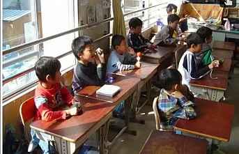 Japonyada Eğitim