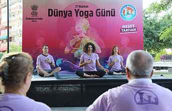 21 Haziran Dünya Yoga Günüydü