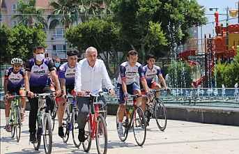 """""""3 Haziran Dünya Bisiklet Günü"""""""
