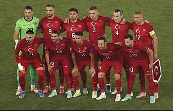 A Milli Takım Bakü'de Gallerle Karş..