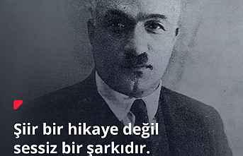 Ahmet Haşim ölümünün 88 yılı