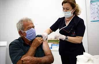 Aşı olanların sayısı 30 milyon