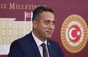 CHP'Lİ ALİ MAHİR BAŞARIR: CUMHURBAŞKANINA...
