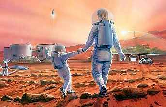 Elon Musk Mars Planı