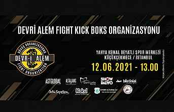 Kick Boks Şöleni Başlıyor !