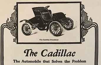 Tarih yazan Cadillac