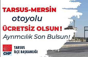 Tarsus-Mersin bölümü ücretsiz olsun