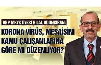 Virüs, Mesaisini Kamu Çalışanlarına
