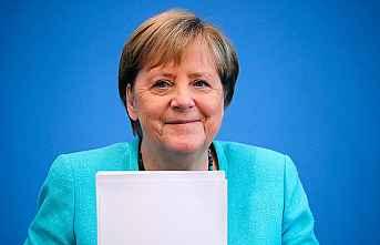 """Merkel,""""Türkiye AB üyesi olamaz"""" dedi"""